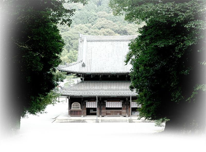 泉涌寺本堂